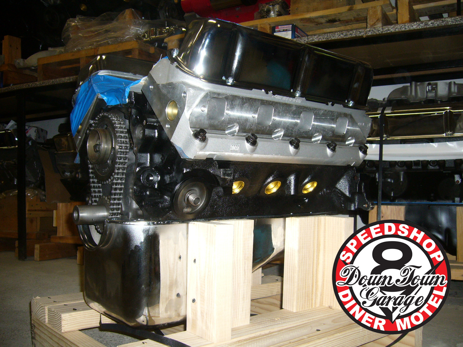 Ford 347 stroker downtowngarage for Garage ford belley 01